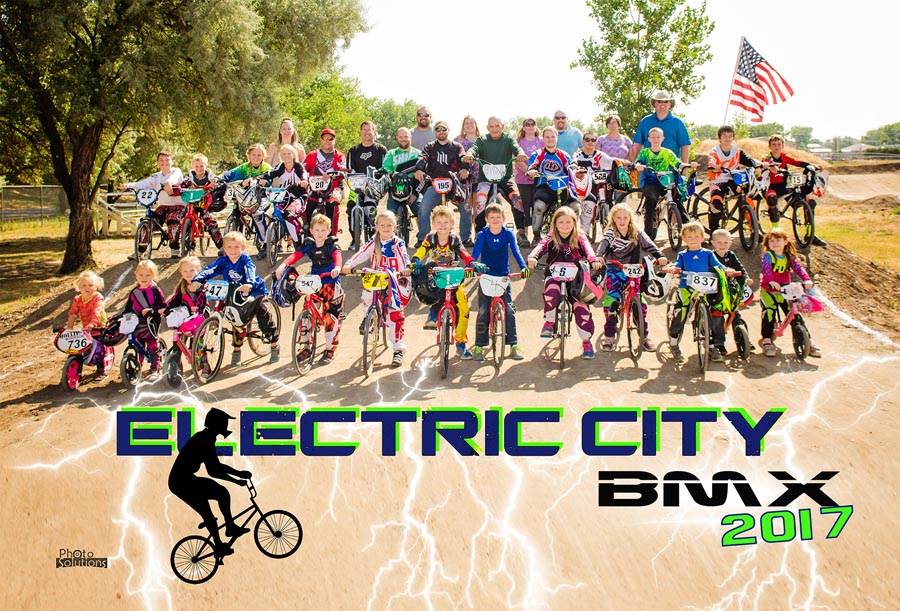 Electric City BMX